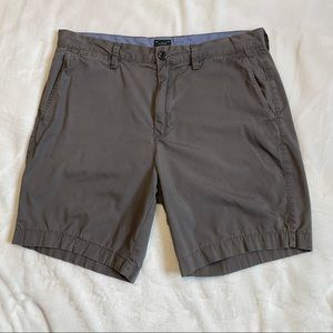 🌷3/$20 SALE J. Crew Club Gray Flat Front Shorts